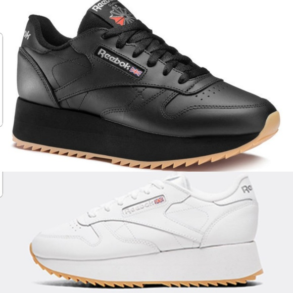 Brand New Reebok Double Sole Trainers 6a84ed845